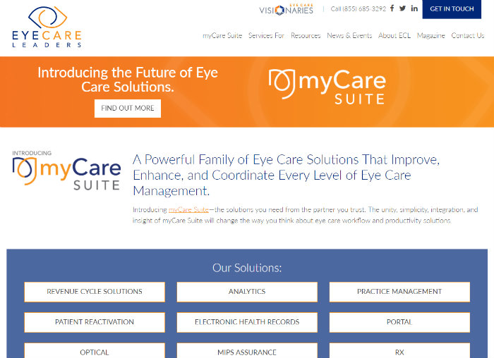 fedex.ehr.com Compare Ophthalmology EHR Software - EHR Pricing, Reviews, Feature