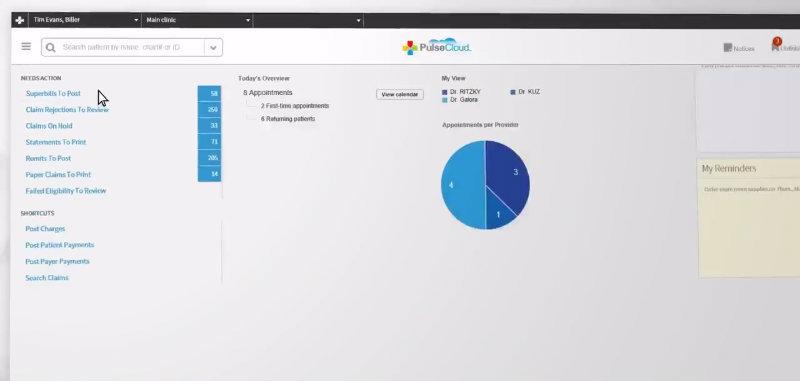 Pulse Systems Ehr Vendor Ehr Pricing Demo Amp Comparison Tool