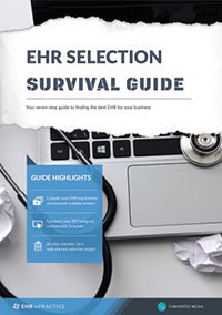 ehr selection survival guide - thumbnail 200