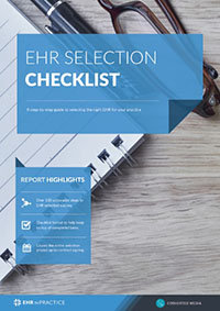 EHR selection checklist - thumbnail 200