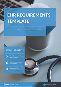 How to initiate the EHR requirements gathering process