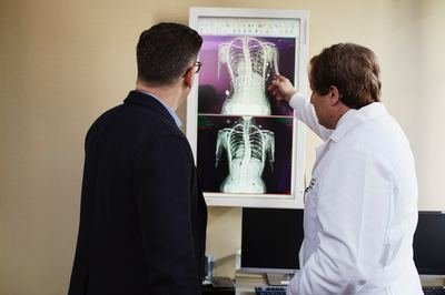 orthopedics ehr requirements xray