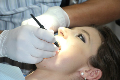 Dentistry EHR - dental check up