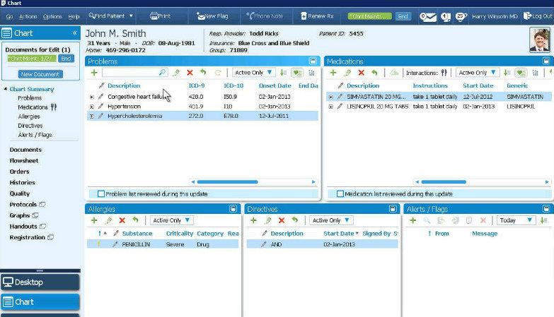 Centricity EMR Software - Pricing, Demo & Comparison Tool