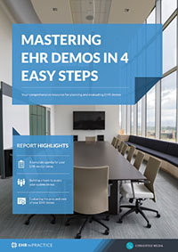 Mastering EHR demos in four easy steps